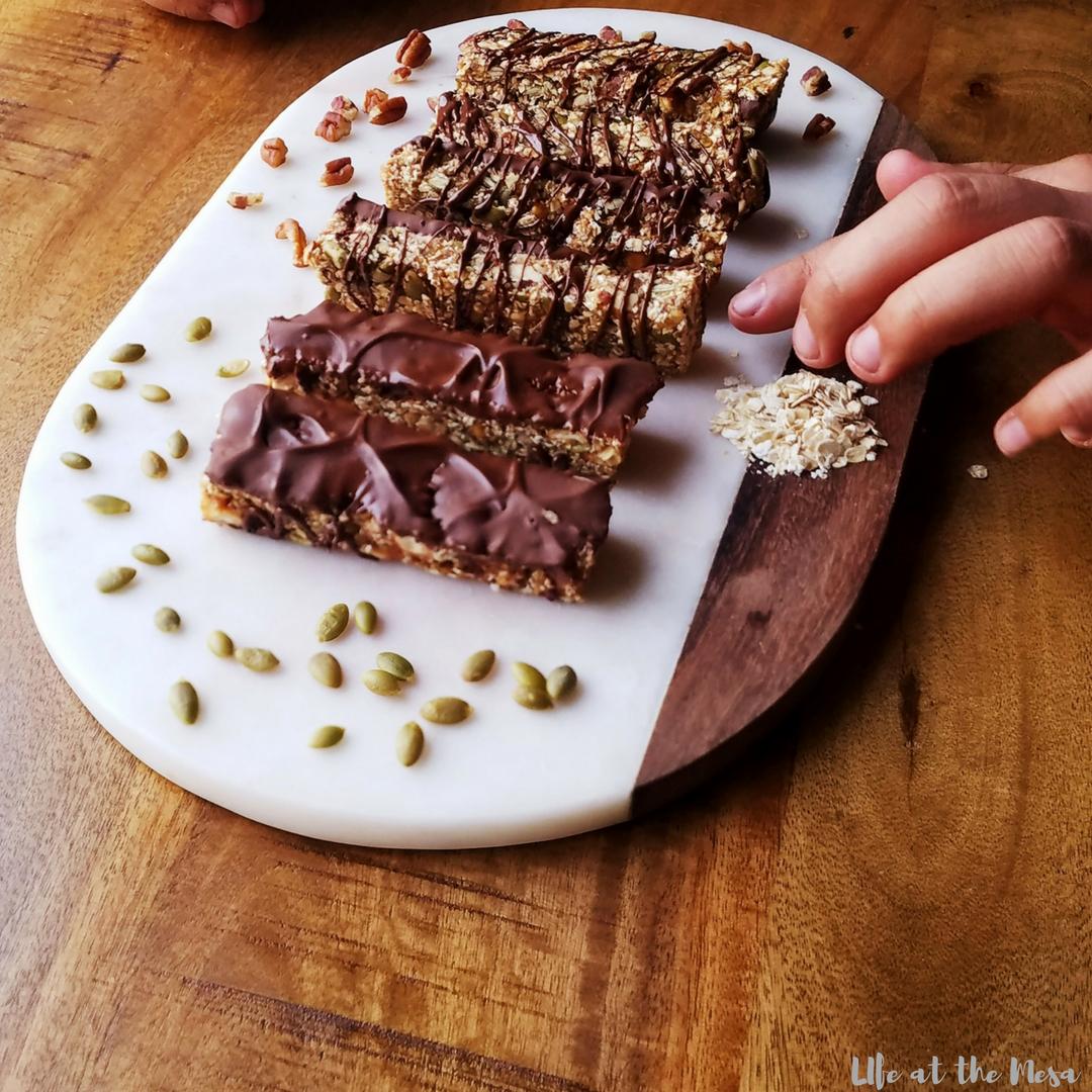 granola bar image 2